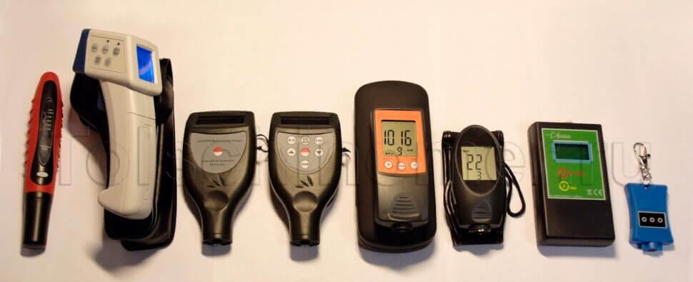 Толщинометры