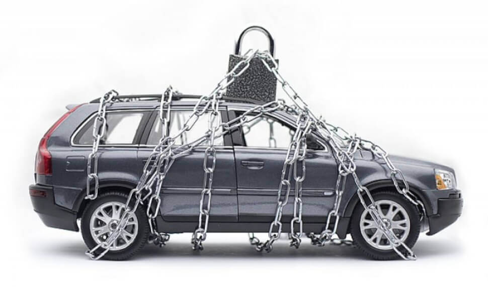 Проверка авто на арест