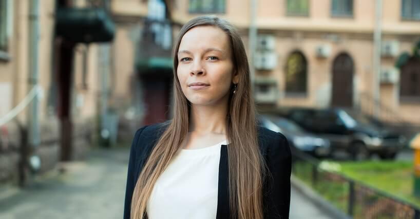 Юлия Комбарова, генеральный директор «Юридического бюро № 1»