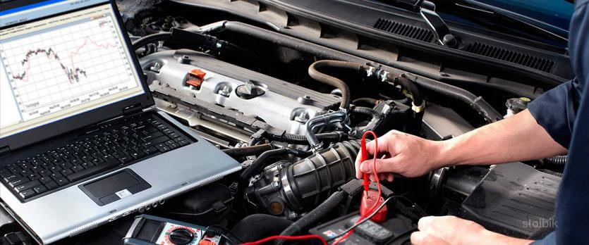 Проверка электрики авто