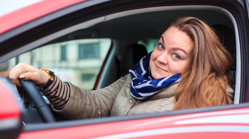 Екатерина Липатова, редактор автомобильного портала