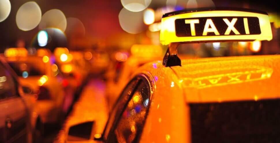 Машина для такси