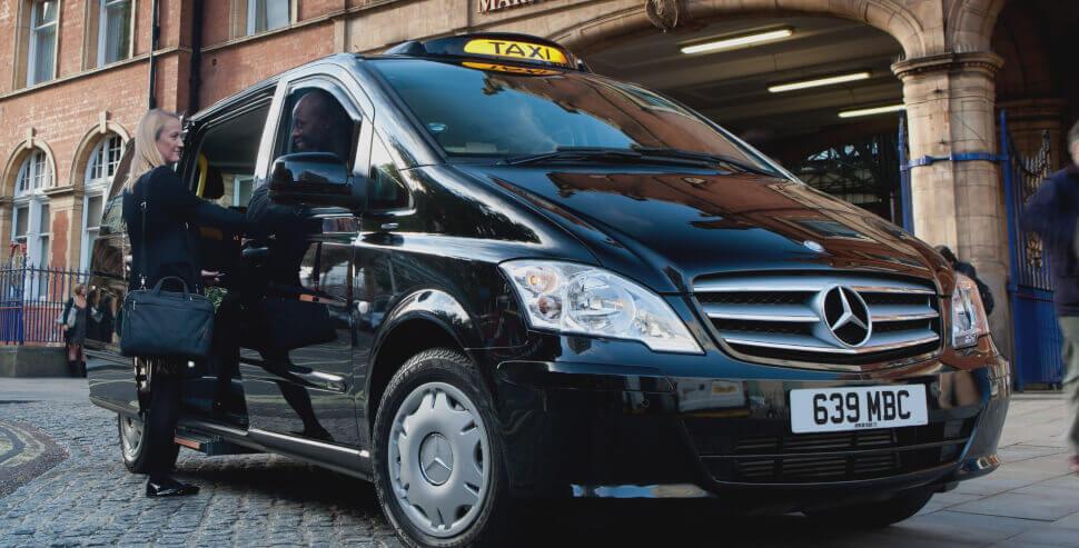 Такси повышенной вместимости - авто