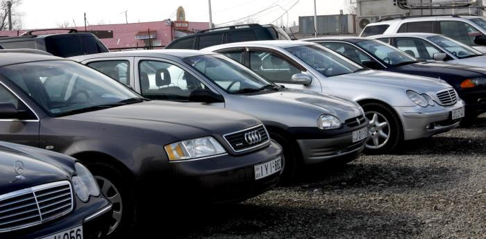 сколько стоят подержанные машины
