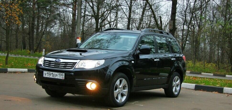 Автомобили 2007-2012 года выпуска