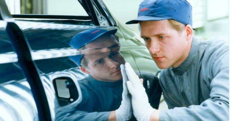 проверить краску на автомобиле