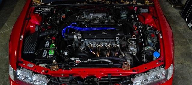 Проверка двигателя авто