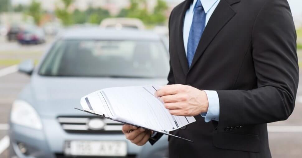 Юридическая подготовка автомобиля к продаже