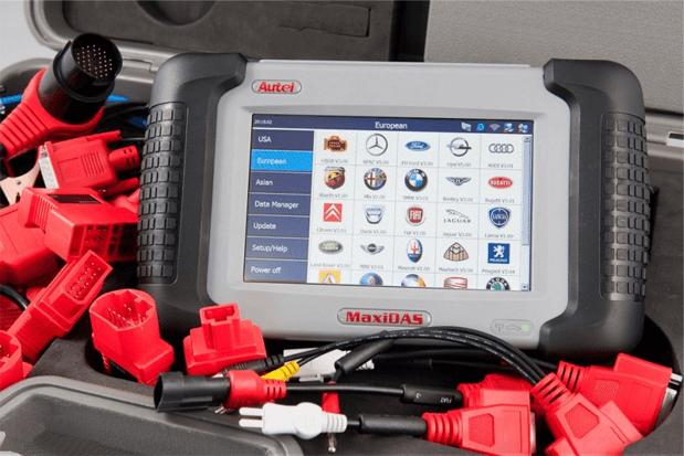 Проверка авто - сканер компьютерной диагностики