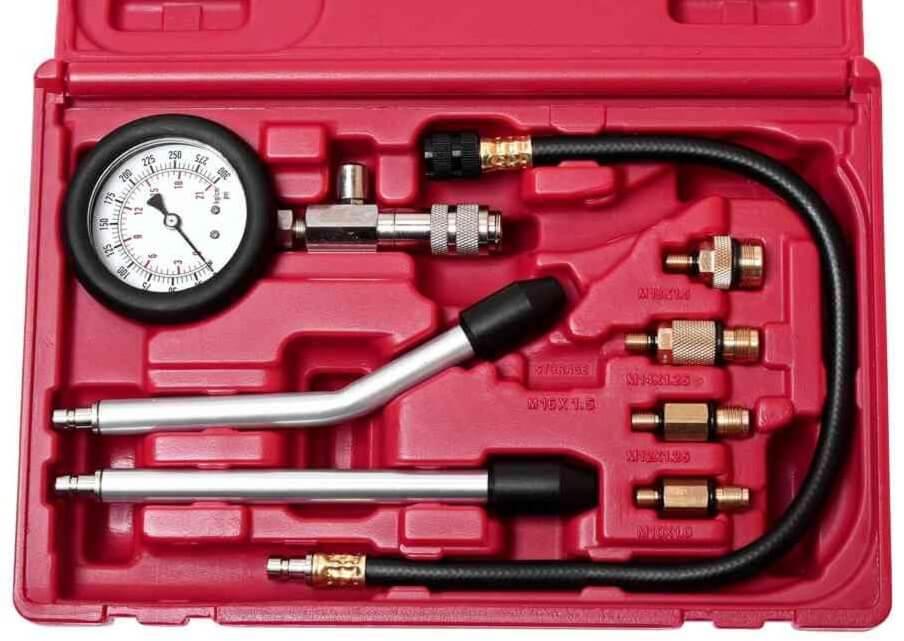 Проверка авто - компрессометр