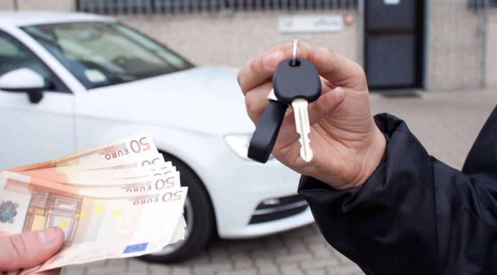 Как срочно продать машину