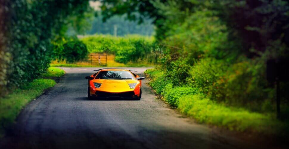 Покупка машины летом