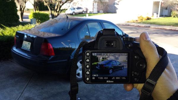 Фото для продажи авто