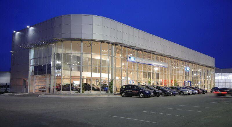 Продажа кредитного авто через автосалон
