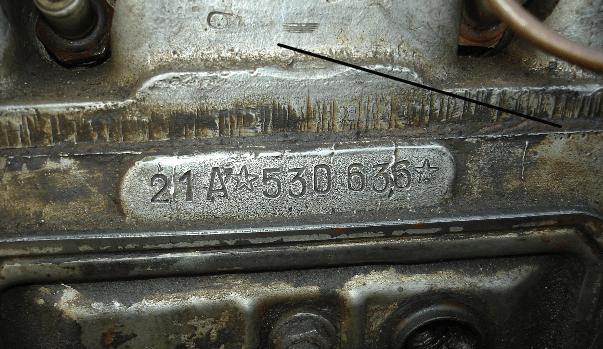 Самостоятельная проверка номера двигателя при покупке авто