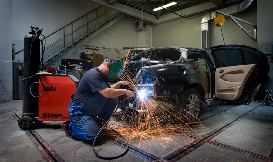 Как восстановить и продать авто