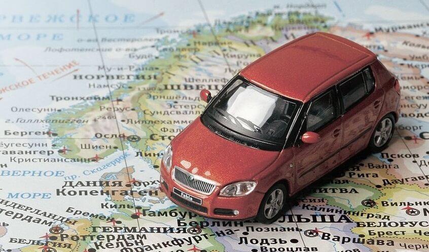 Проверка таможенной истории автомобиля