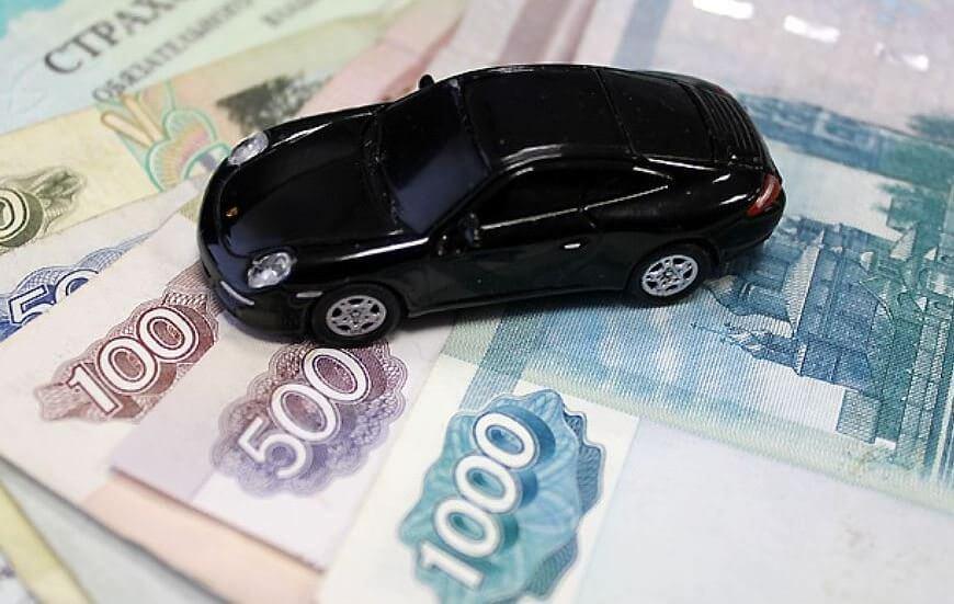 Неоплаченные штрафные при продаже авто