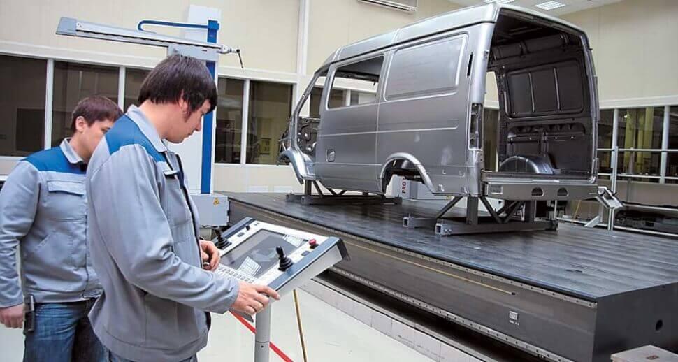 Проверяем геометрию кузова в автосервисе перед покупкой авто