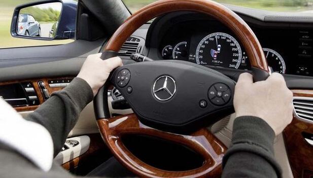 Проверить рулевое управление автомобиля