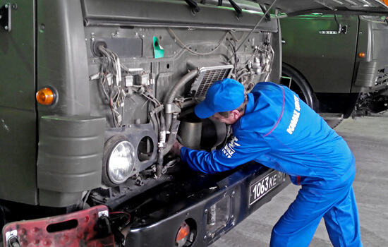 Выбор грузового авто - Техническое состояние