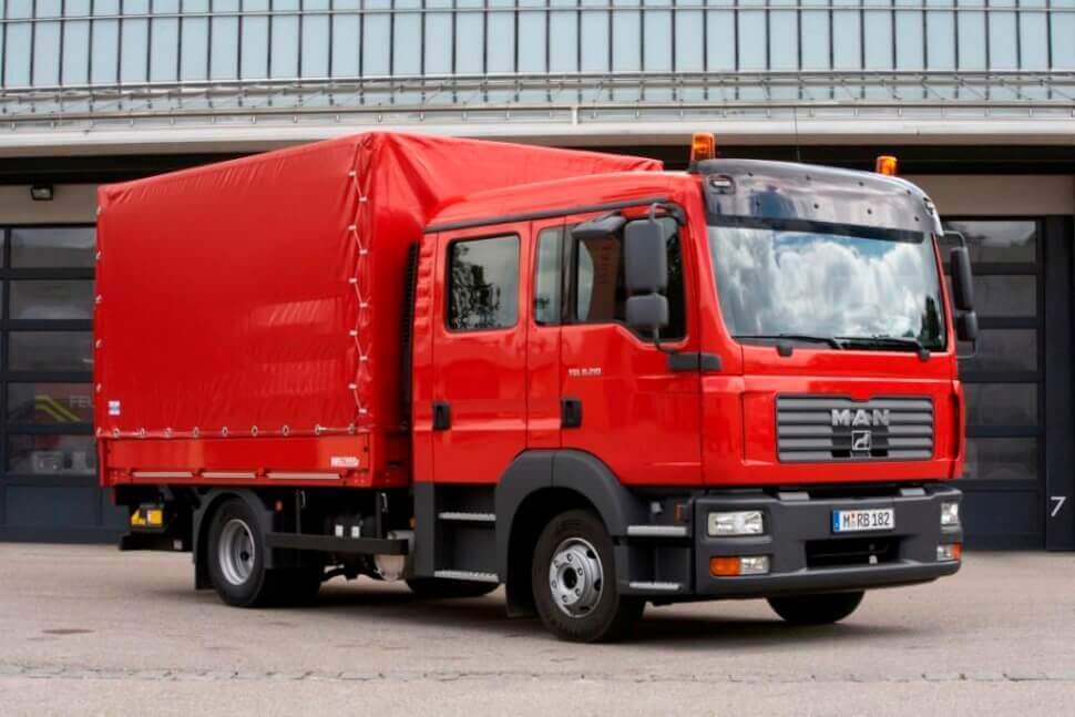 Выбор грузового авто - Модельный ряд среднетоннажных грузовых автомобилей