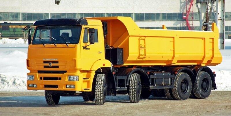 Выбор грузового авто - Модельный ряд крупнотоннажных грузовых автомобилей