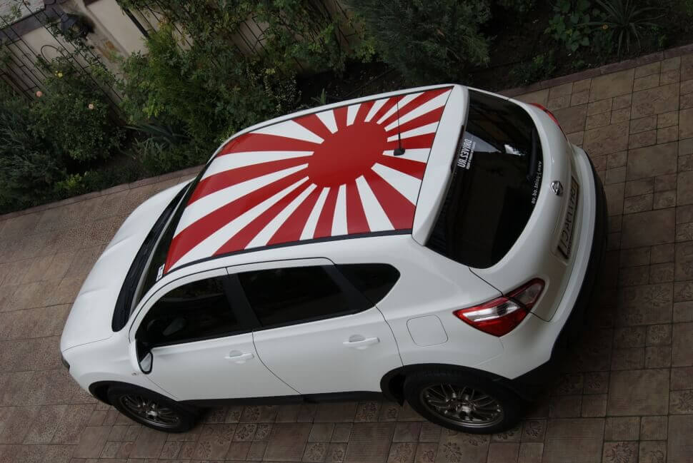 Как пробить японскую машину