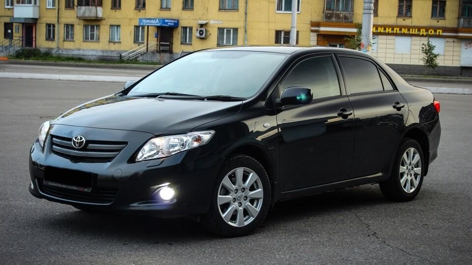 дешевых по содержанию  машин – Toyota Corolla