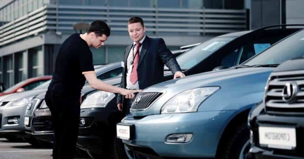 Продажа автомобиля после восстановления