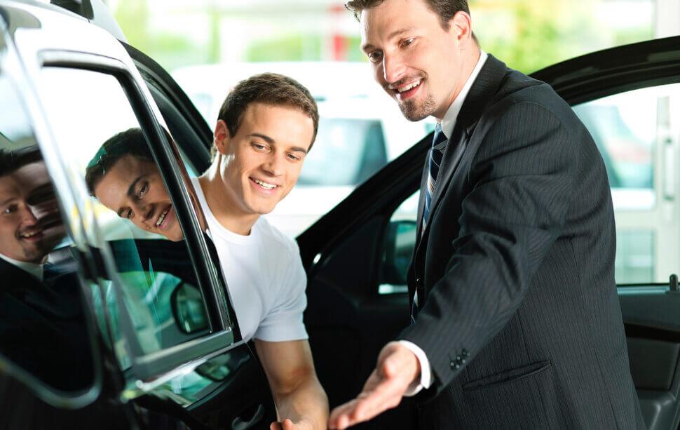 Показ машины: как правильно продавать авто