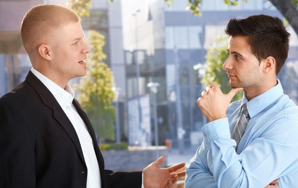 Как вести себя на встрече с покупателем