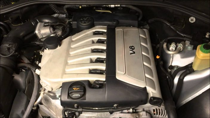 motor VW_Tuoareg