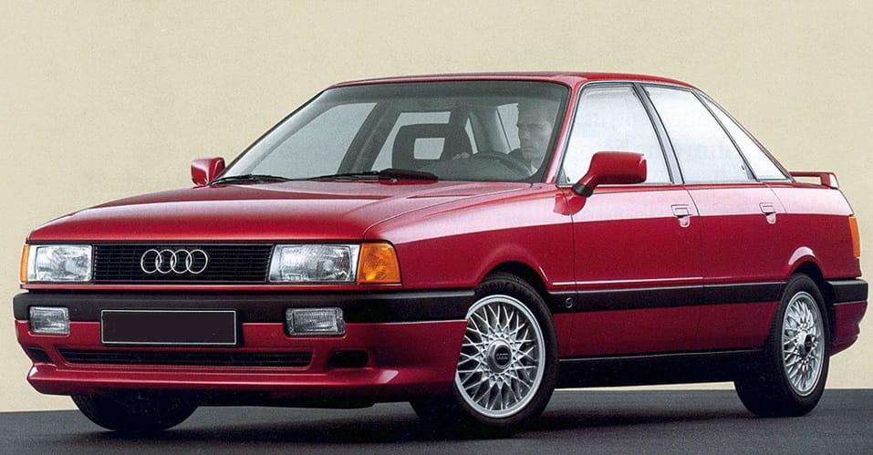 Audi-dvigatel