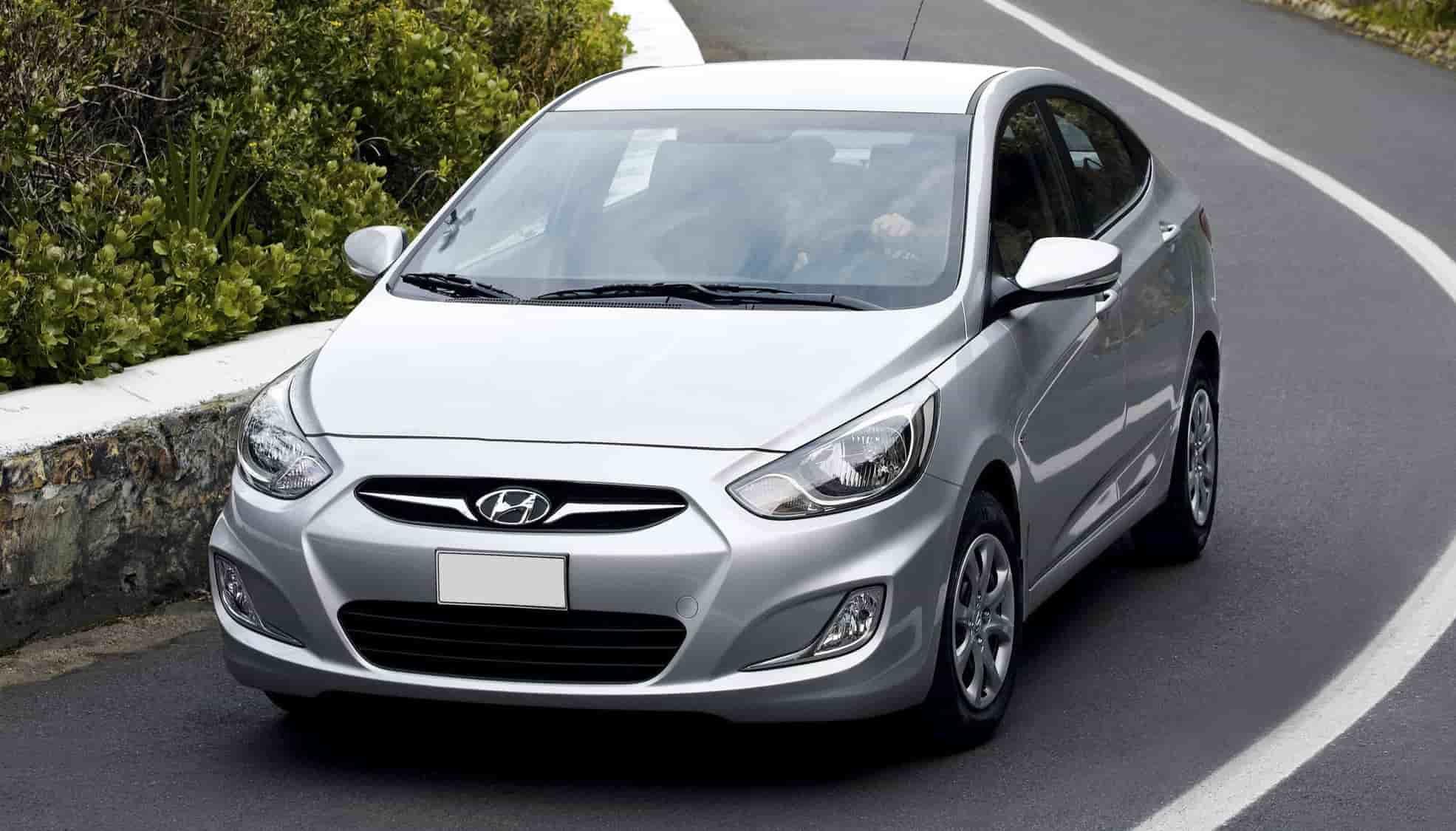 Hyundai Solaris I