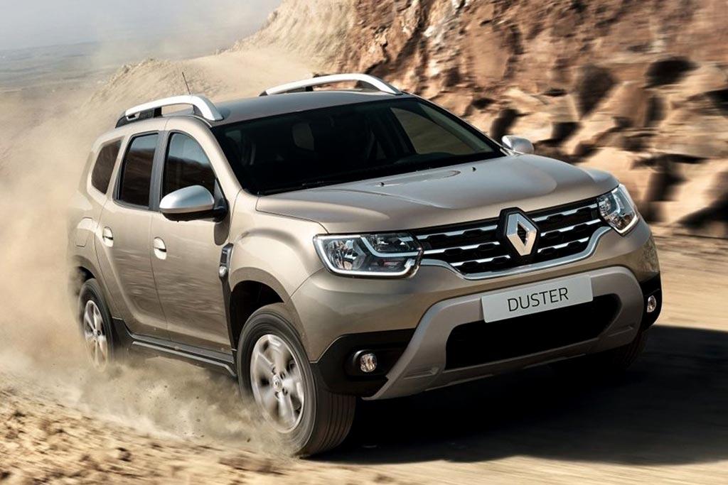 Российская версия Renault Duster стала дороже