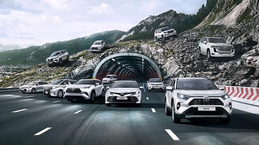 3 автомобиля Toyota с плохой репутацией