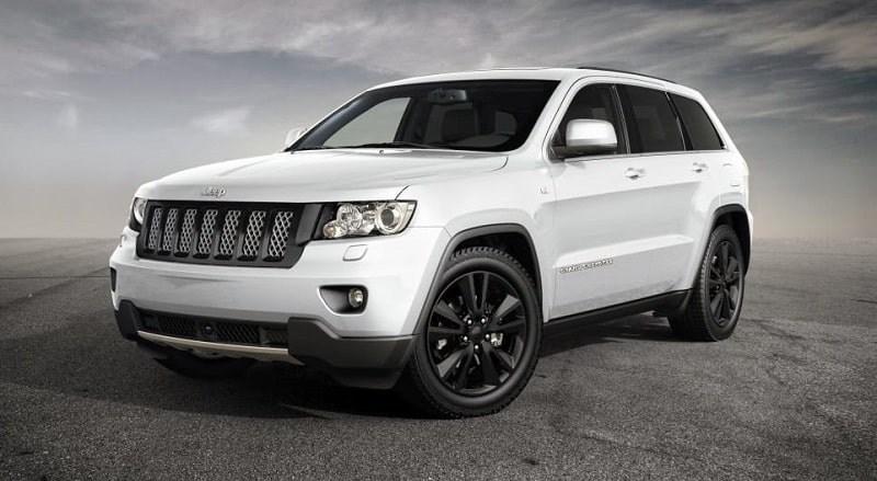 Jeep Grand Cherokee IV