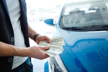 Как пробить кредитную машину