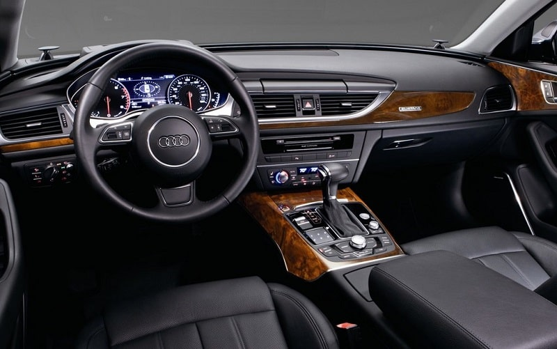 салон Audi