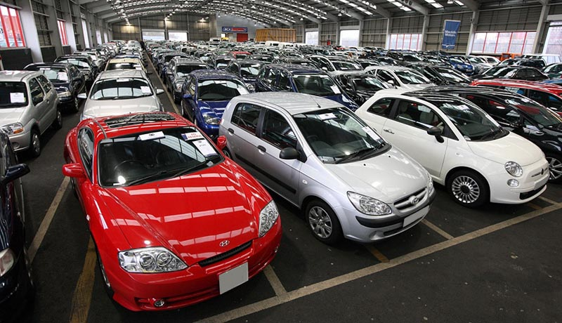салон поддержанных автомобилей
