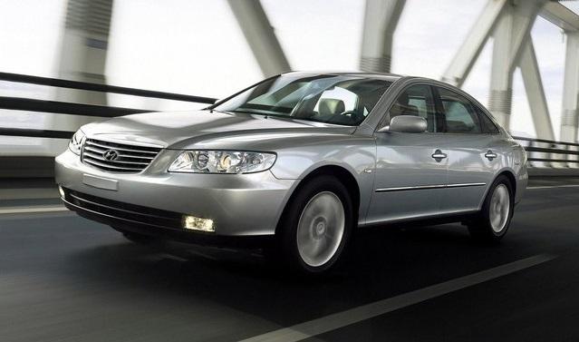 Hyundai Grandeur IV