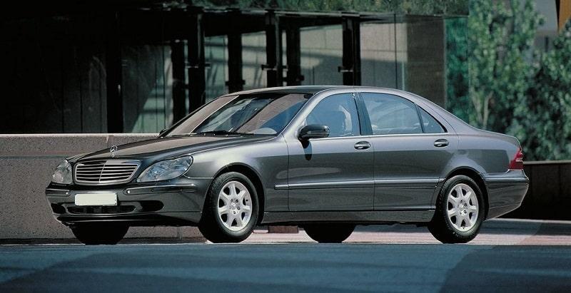 Mercedes-Benz S-класс IV (W220)