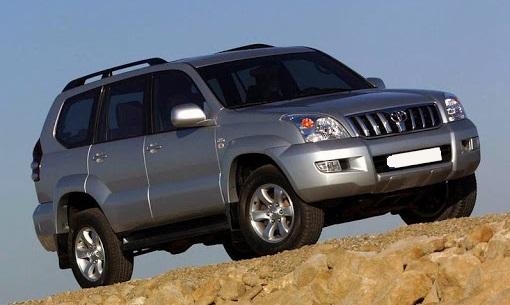 Toyota Land Cruiser Prado 120 Series