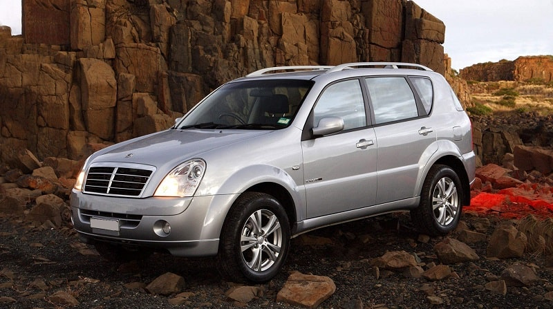 Ssang Young Rexton II
