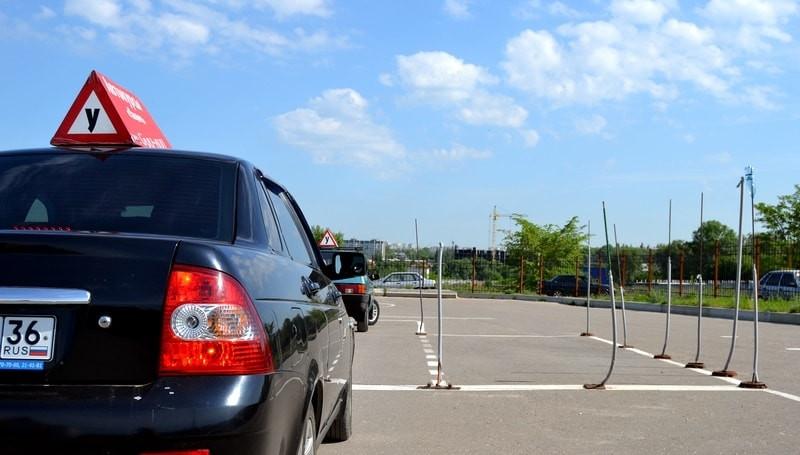 Правила сдачи вождения в гаи