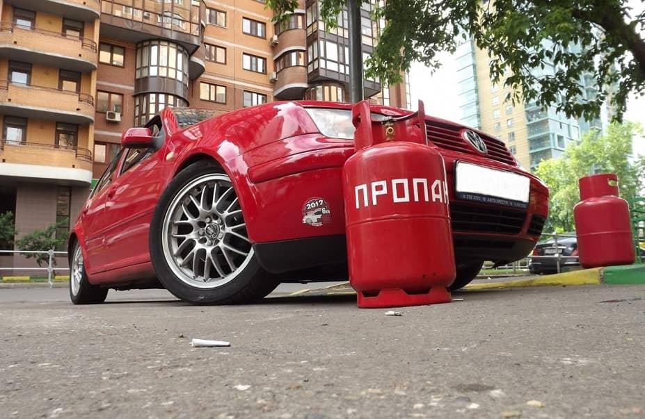 Снять ГБО с автомобиля, демонтаж в Москве
