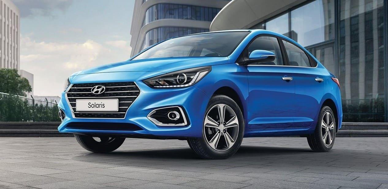 Hyundai Solaris — история модели, фото, цены