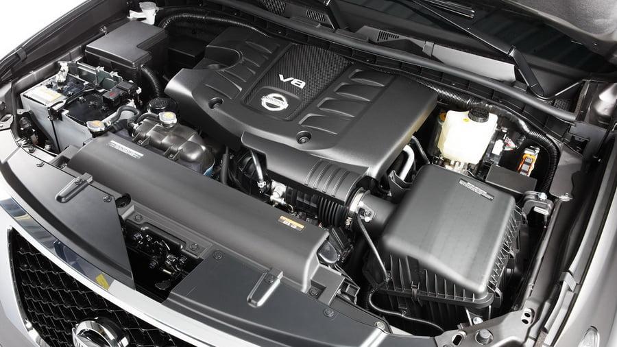 двигатель патрол