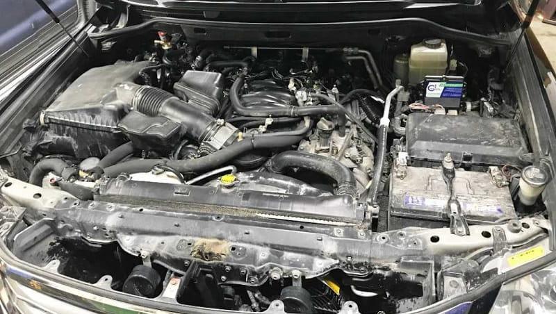двигатель лексус